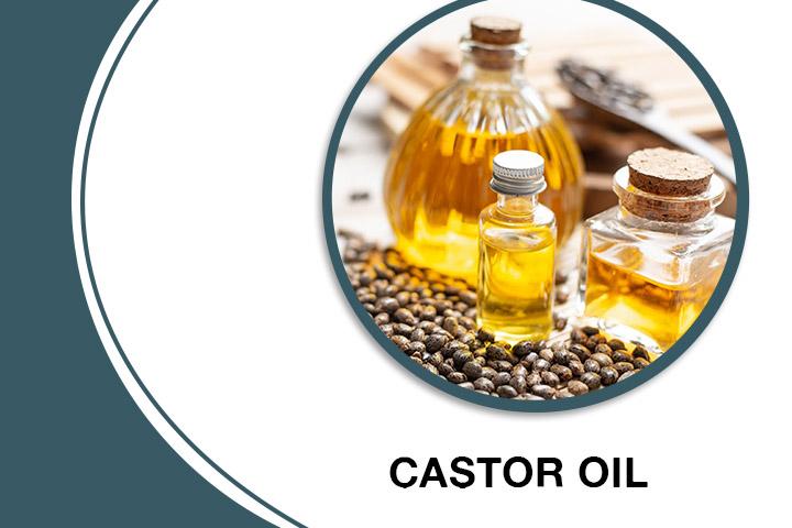 Castor oil for Thick Hair