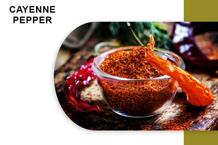 Cayenne Pepper for Varicose Veins