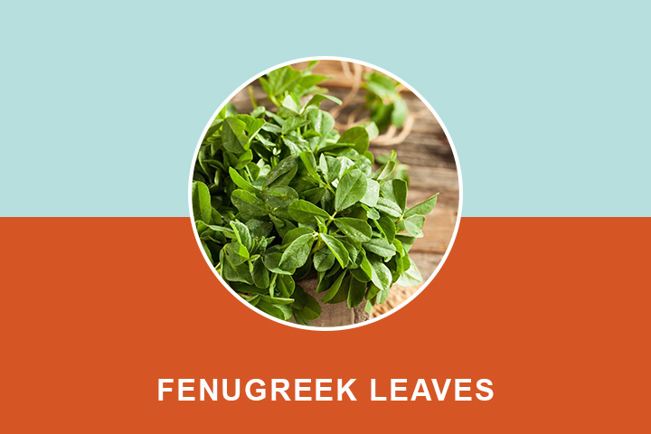 Fenugreek Leaves for Wrinkles