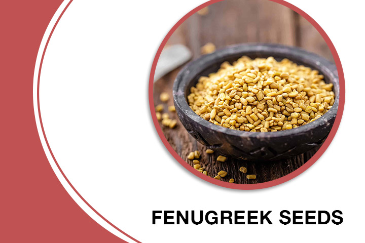 Fenugreek Seeds for Thick Hair