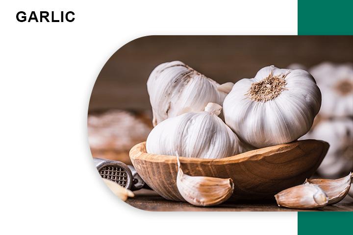 Garlic for Varicose Veins