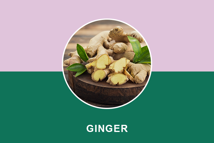 Ginger for Wrinkles