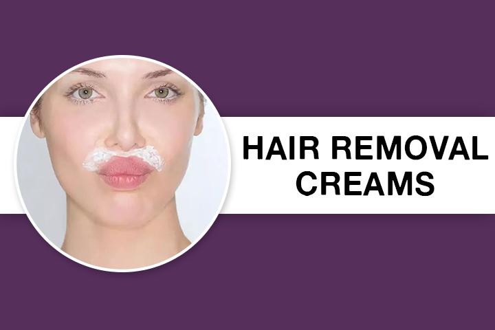 Hair Removal Creams