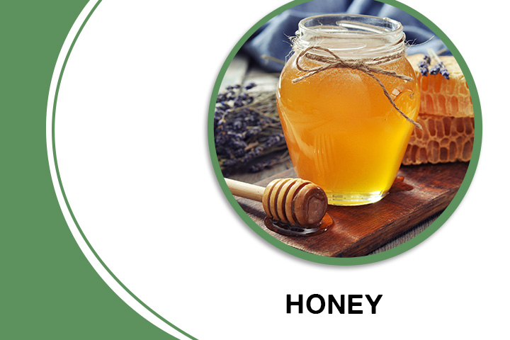 Honey for Thick Hair