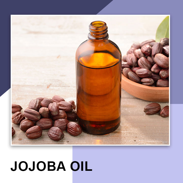 Jojoba Oil for Thick Eyebrows