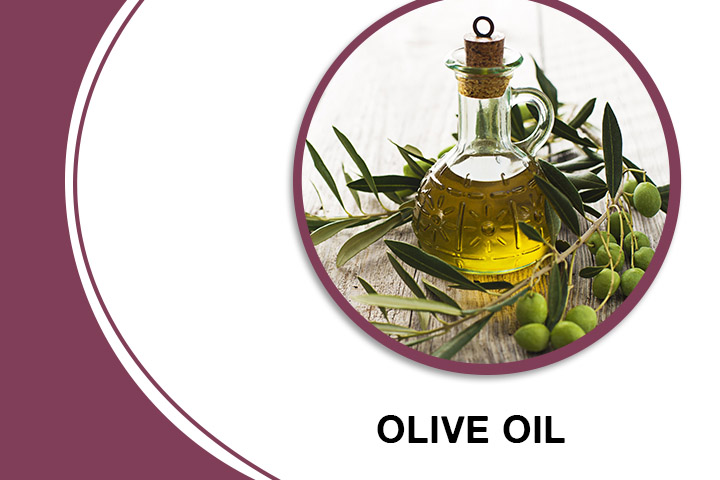 Olive oil for Thick Hair