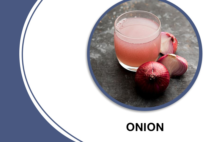Onion for Thick Hair