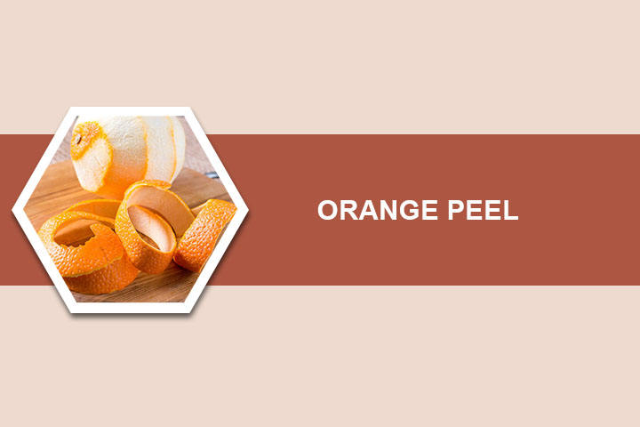 Orange Peel for Dark Underarms