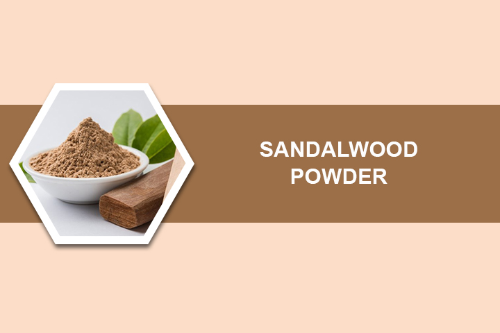Sandalwood Powder for Dark Underarms