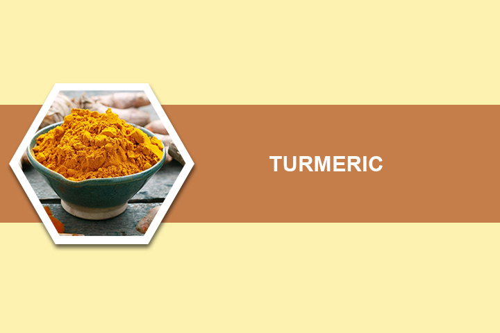 Turmeric for Dark Underarms