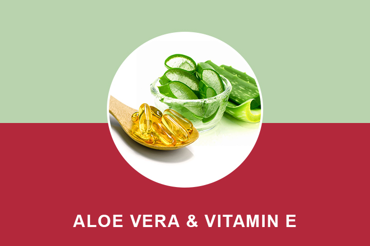 aloe vera and vitamin e for wrinkles