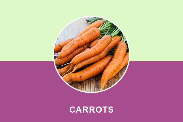 carrots for Wrinkles