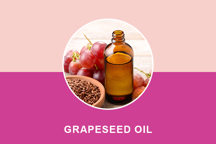 grapeseed oil for Wrinkles