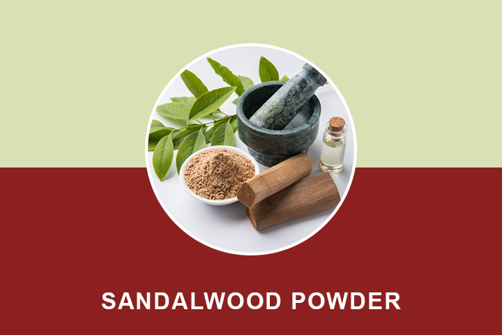 sandalwood powder for wrinkles