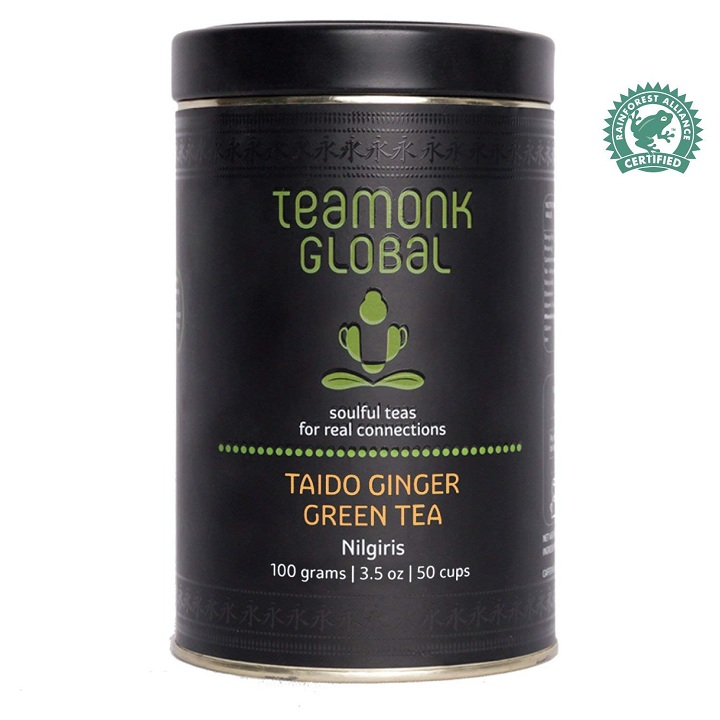 Teamonk Nilgiri Green Tea for Weight Loss