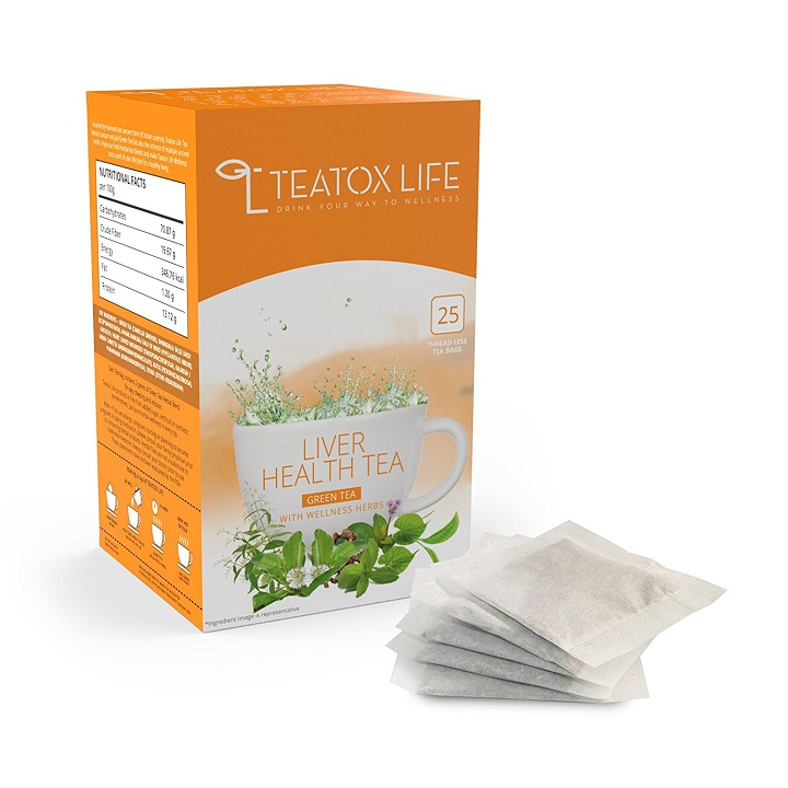 Ttxlfin Teatox Life Detox Herbal Tea