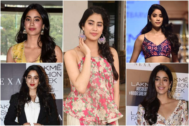 Janhvi Kapoor – 28 Most Beautiful Pictures(Age,Education,Movies & More..)