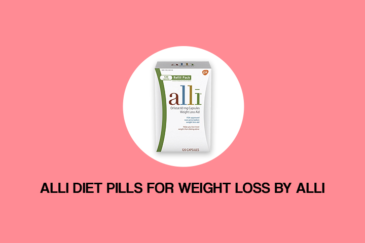 Alli Diet Pills for Weight Loss by Alli