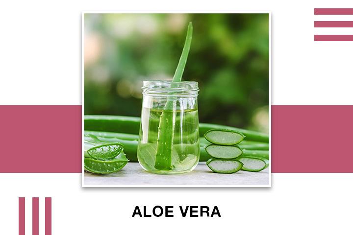 Aloe Vera for Skin Tightening