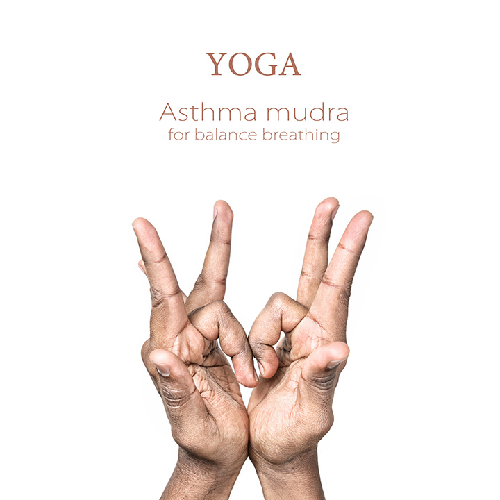 Asthma mudra
