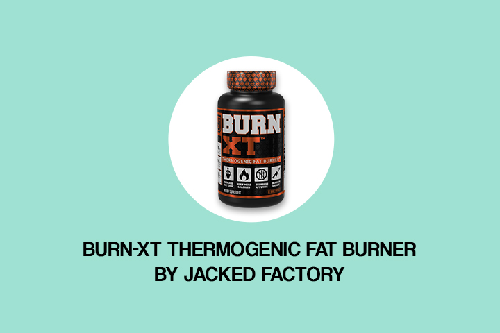 BURN-XT Thermogenic Fat Burner by Jacked Factory