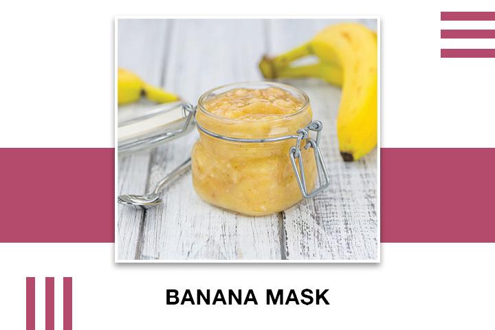 Banana Mask for Skin Tightening