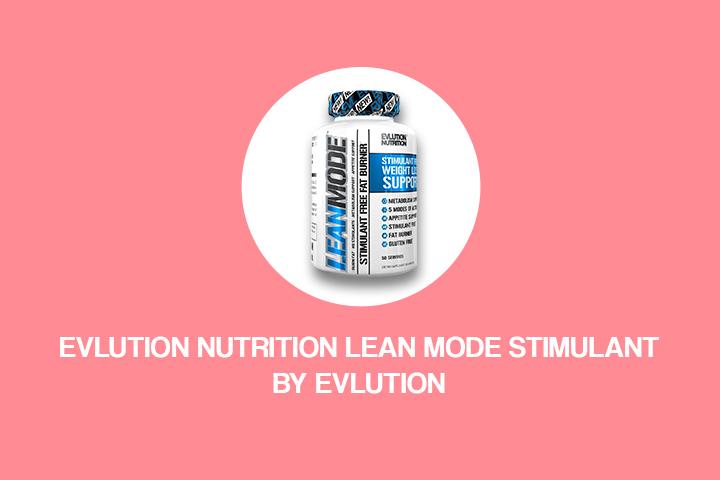 Evlution Nutrition Lean Mode Stimulant by Evlution