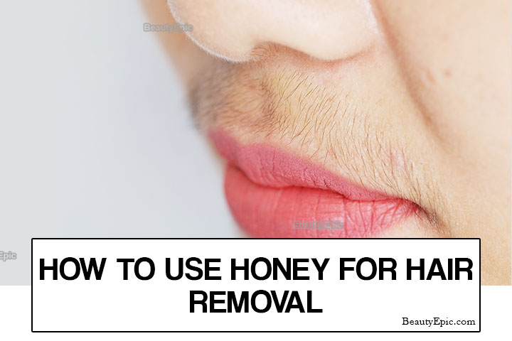 How to Use Honey for Hair Removal