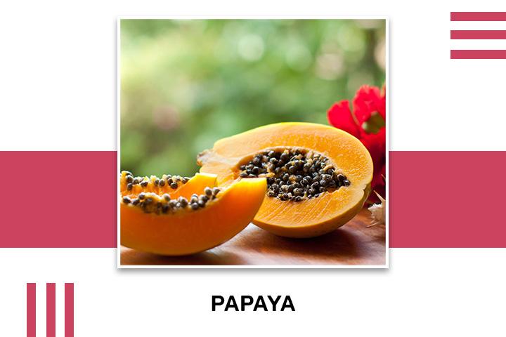 Papaya for Skin Tightening