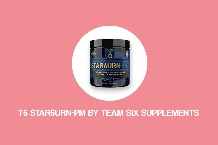 T6 STAR6URN-PM by Team Six Supplements