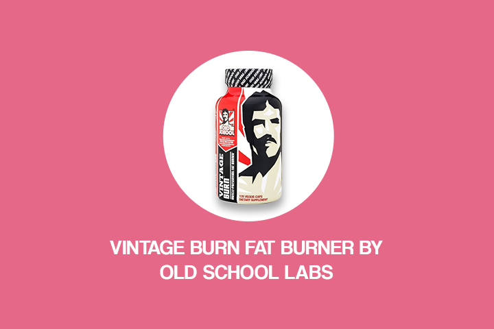 vintage burn fat burner