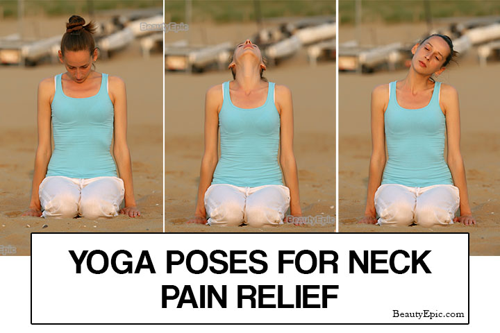6 Simple Yoga Poses for Neck Pain Relief