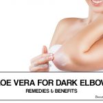 How to Use Aloe Vera to Lighten Dark Elbows