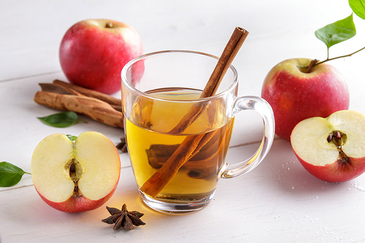 apple cider vinegar cinnamon and honey for weight loss