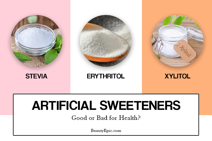 Artificial Sweeteners – Good or Bad for Health?