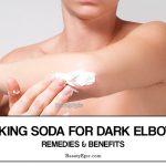 How to Lighten Dark Elbows with Baking Soda?