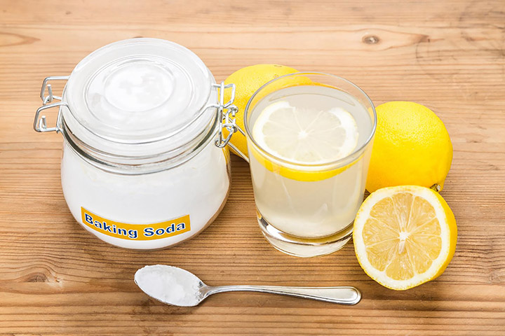 baking soda with lemon juice for weight loss