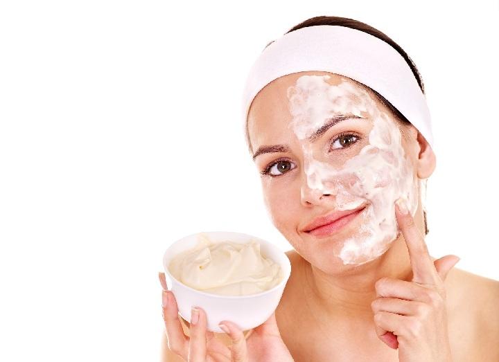 banana face mask for skin tightening
