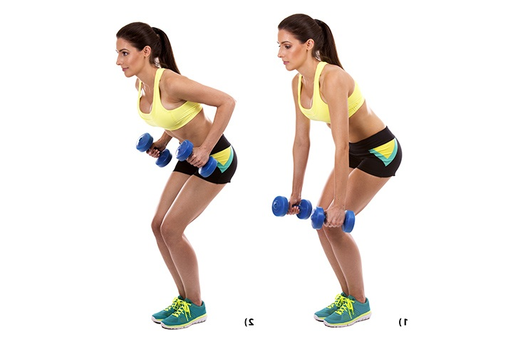 bent over row back muscles