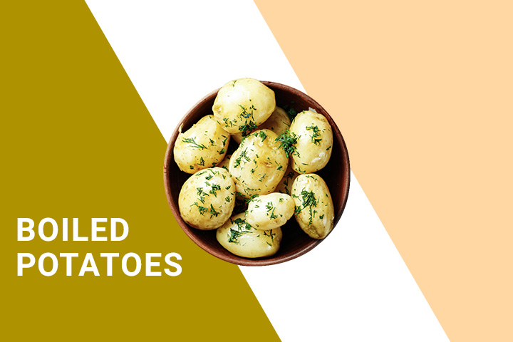 boiled potato for weight loss