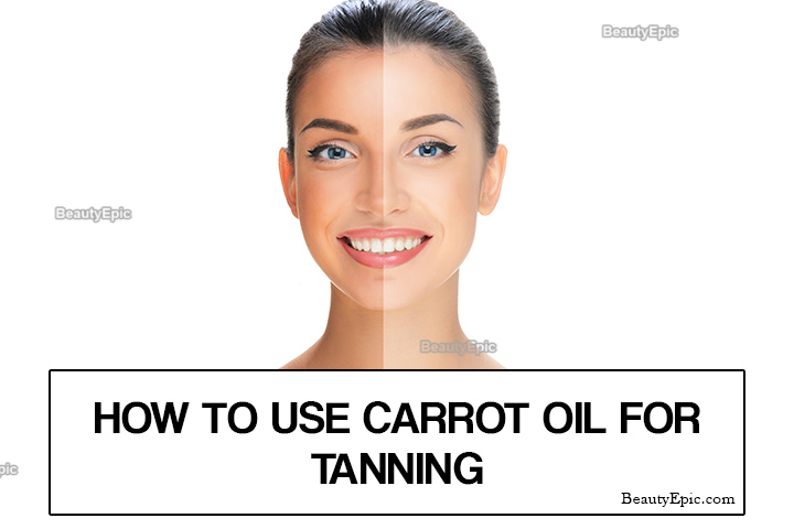 How to Use Carrot Oil for Tanning?