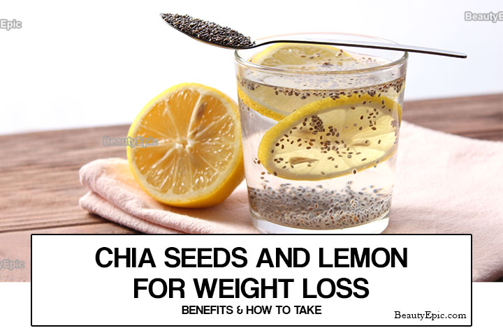 Chia Seeds and Lemon for Weight Loss: Benefits and How to Take