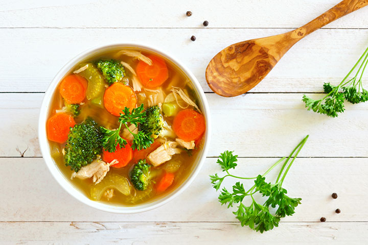 chicken soup for weight loss