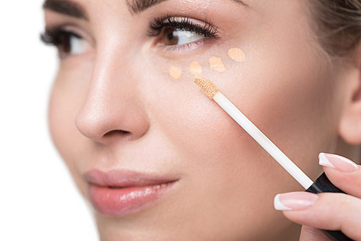 concealer to hide wrinkles