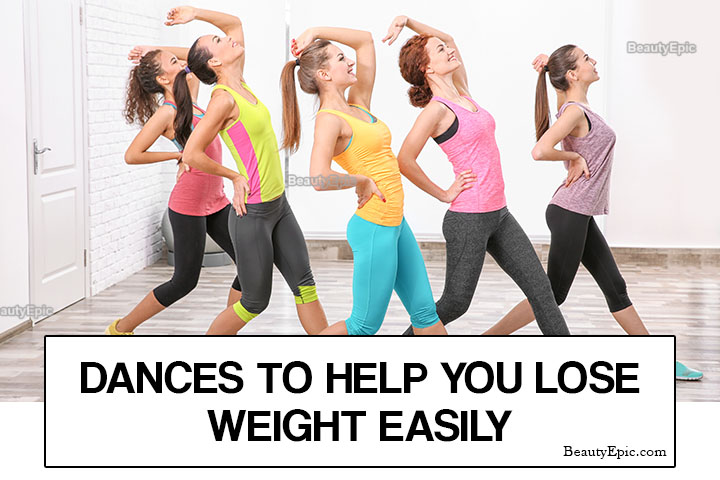 Top 5 Dances to Help You Lose Weight Easily