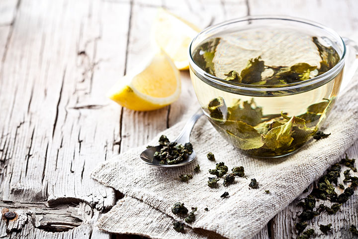 green tea with lemon juice for weight loss
