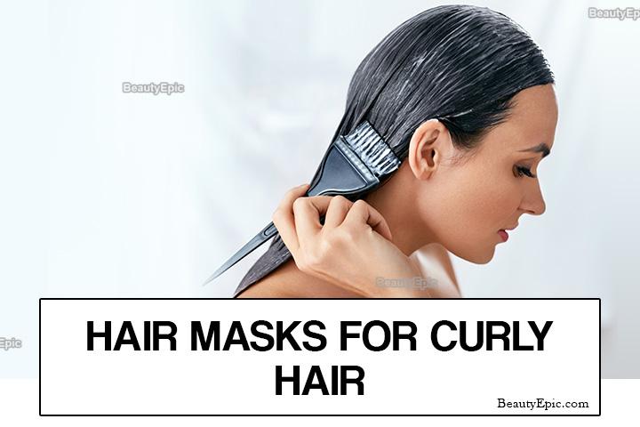 Top 6 Homemade Hair Masks For Curly Hair