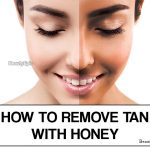 How to Remove Tan with Honey