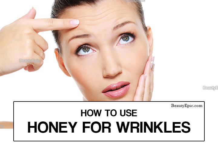 How to Get Rid of Wrinkles with Honey?