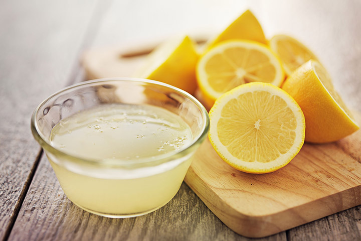 hot water and lemon juice for weight loss